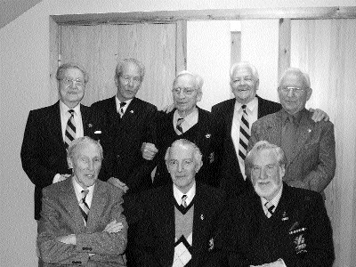 Members of the Denmark Branch 2003