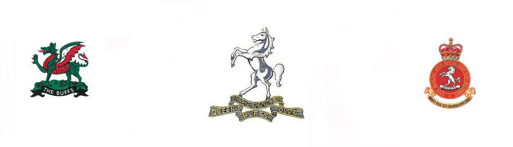 The Queen's Own Buffs, The Royal Kent Regiment (PWRR)